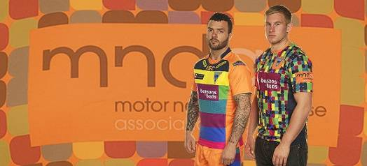Wolves launch charity shirts