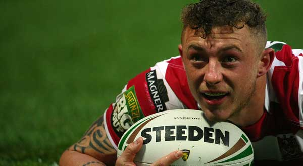 Josh Charnley a doubt for Wigan's Challenge Cup semi