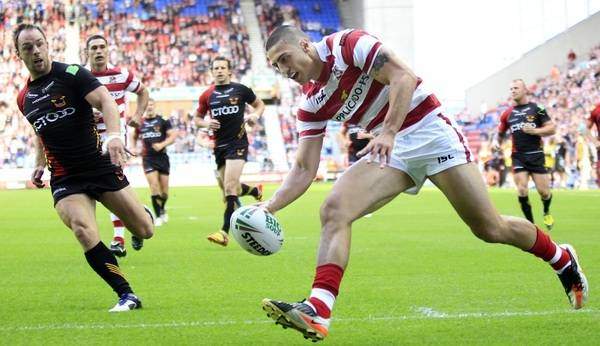 Wigan winger ready for Cup showdown
