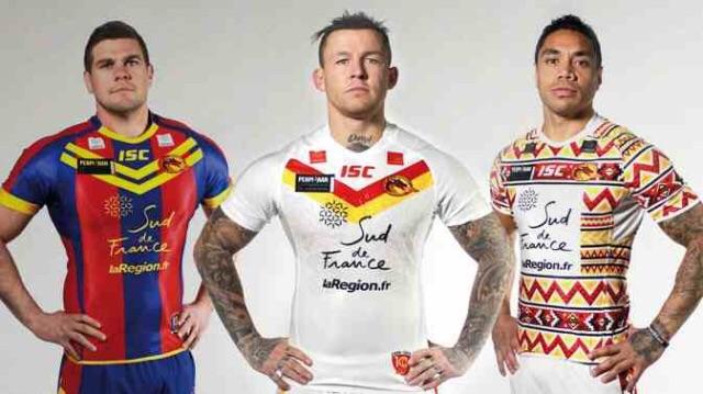 1929c5fb4 Catalans Dragons Reveal 2015 Super League Kits - Catalans Dragons ...