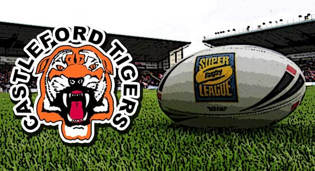 Tigers 19-man squad v Featherstone