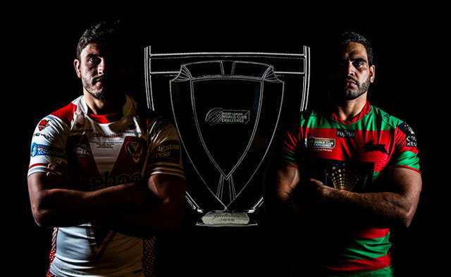 Rabbitohs Announce Starting World Club Squad To Face Saints