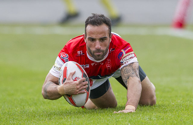 Hull KR player banned for four matches