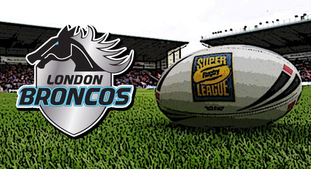 London Broncos Squad for Dragons clash