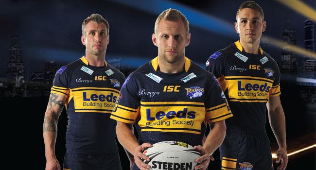 c26a3077c3d Leeds Rhinos 2012 Home Shirt Revealed - Leeds Rhinos Rugby League News