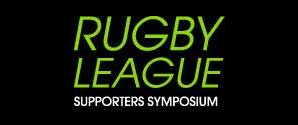rugbyleague supporters symposium