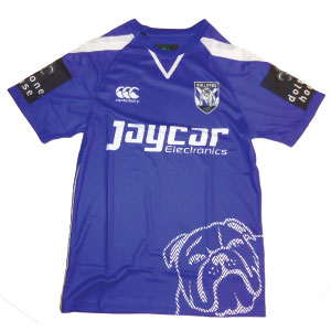 Canterbury Bulldogs 2013 Training T-Shirt
