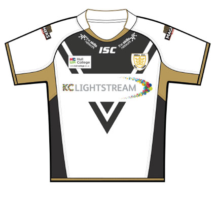 Hull FC Adults Replica Away Jersey