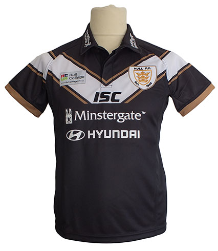 Hull FC Kids Replica Home Jersey