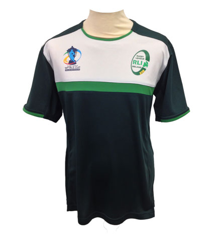 Ireland RLWC Adult T-Shirt