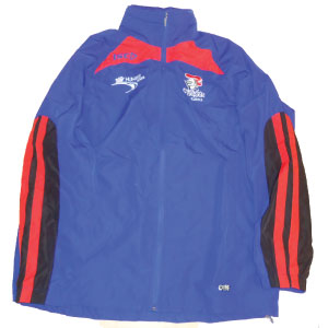 Newcastle Knights 2013 Wet Weather Jacket