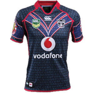 NZ Warriors Heritage Jersey 2013