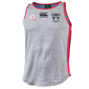 NZ Warriors Training Singlet 2013