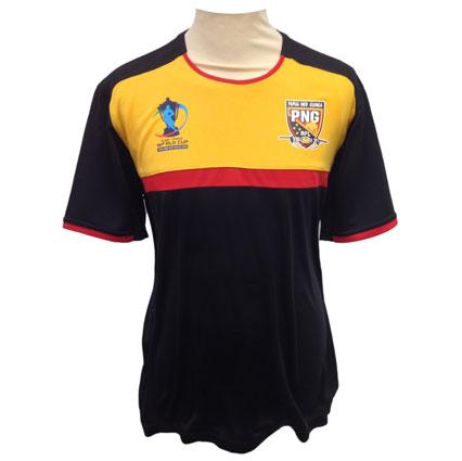 Papua New Guinea RLWC Adult T-Shirt