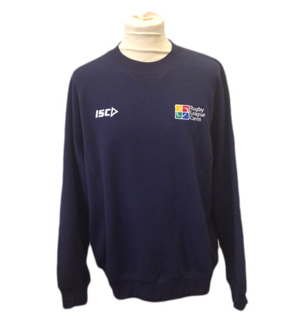 Rugby League Cares Navy Sweatshirt