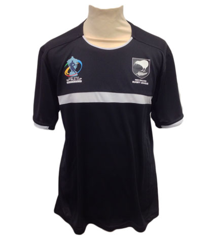 New Zealand RLWC Adult T-Shirt