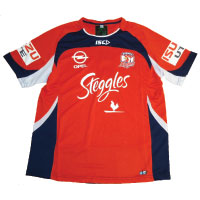 Sydney Roosters 2013 Training T-shirt RED