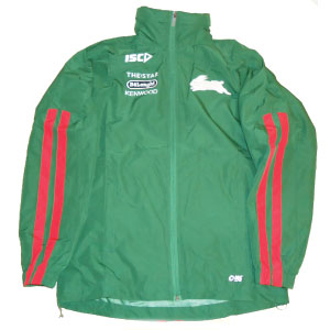 South Sydney Rabbitohs 2013 Wet Weather Jacket
