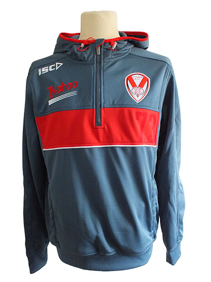 St Helens Adults Tech Hoody 2