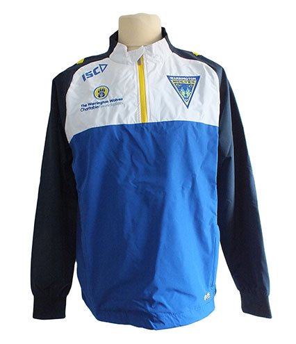 Warrington Wolves Adult Training Jacket
