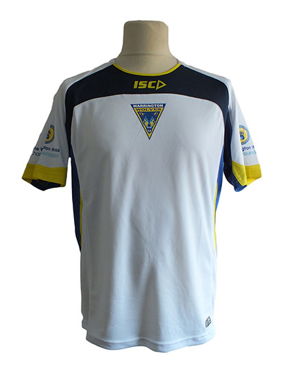 Warrington Wolves Adult Training T-Shirt